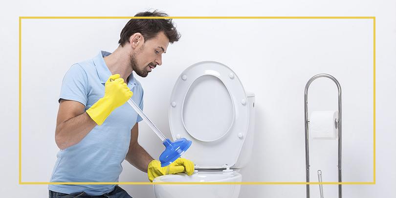 8 Dicas de Como Desentupir o Vaso Sanitário